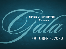 Hearts of Northaven Gala 2020