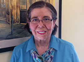 Meet resident Ingrid Lewison